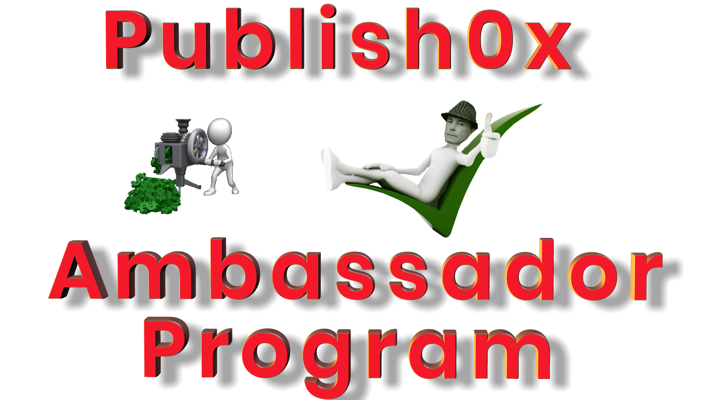 Easily Exceed Your Current Publishing Income On Publish0x By Promoting Your Articles