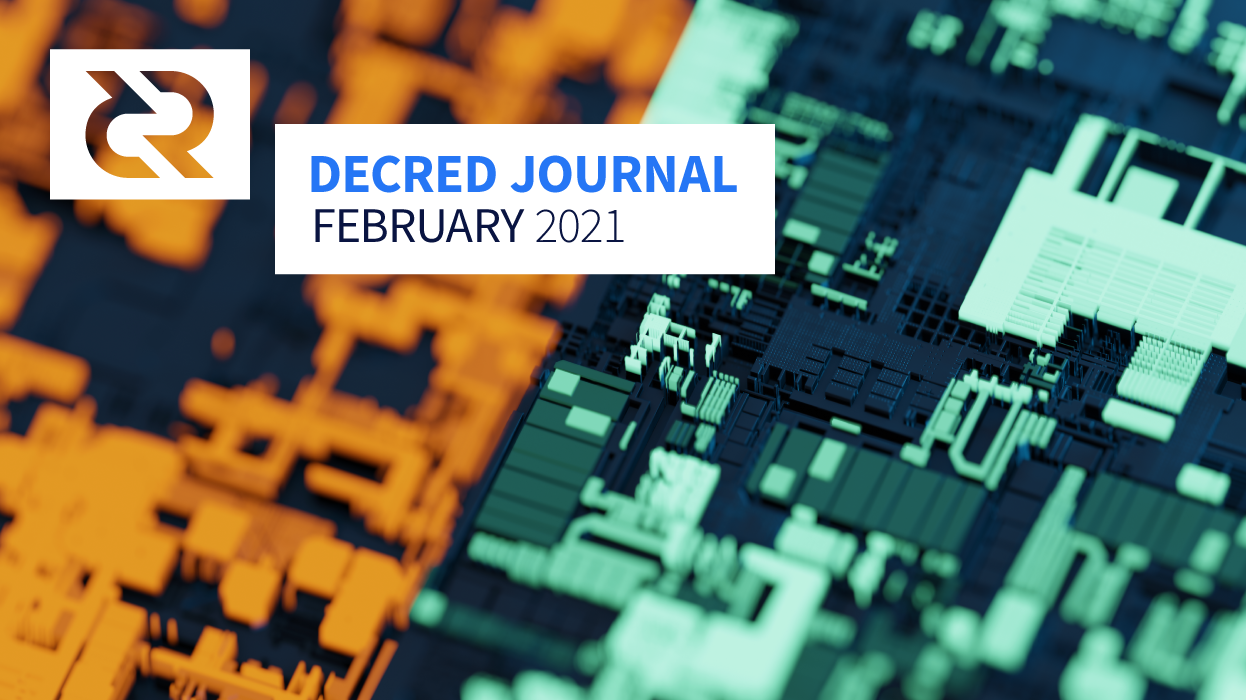 Decred Journal - February 2021