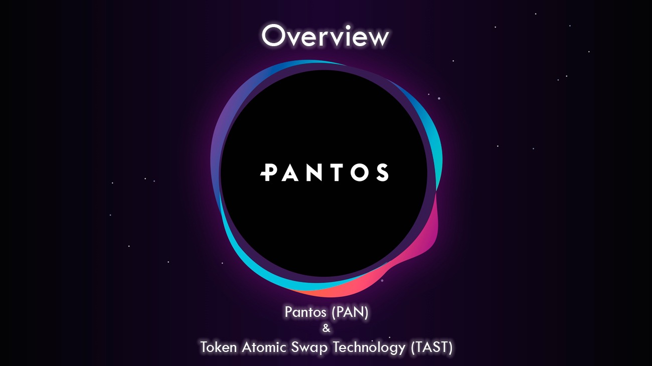 Overview of Pantos (PAN) &Token Atomic Swap Technology (TAST)