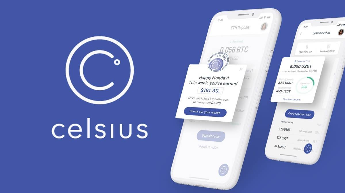 Celsius Network - Best Investment Opportunity + 20$ Bonus