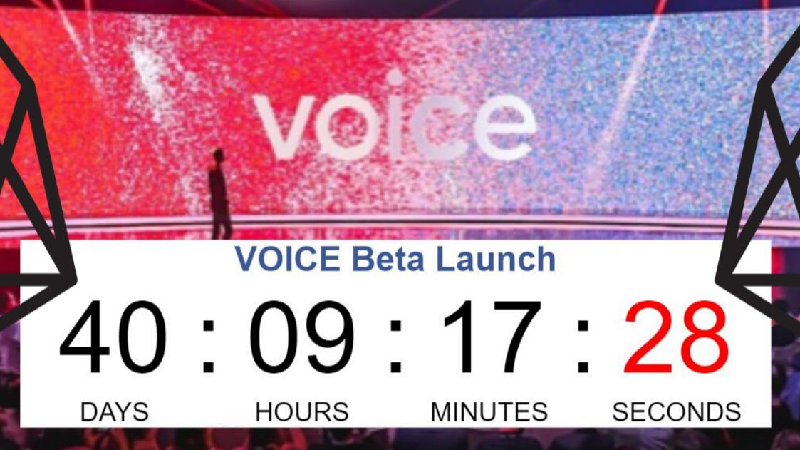 EOS Voice Countdown