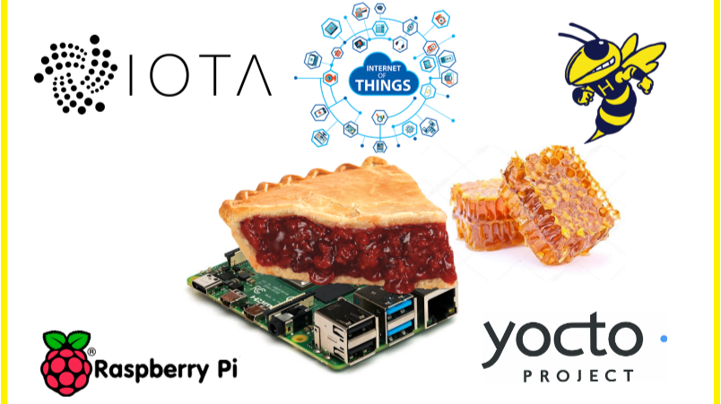 "A Slice of RaspBerryPi with honeycombOS and IOTA's Hornet to ""Crypto-fit"" your IoT Project"