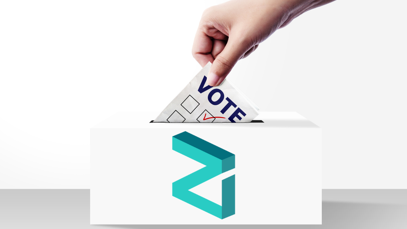 Get Out the Vote --> Zilliqa