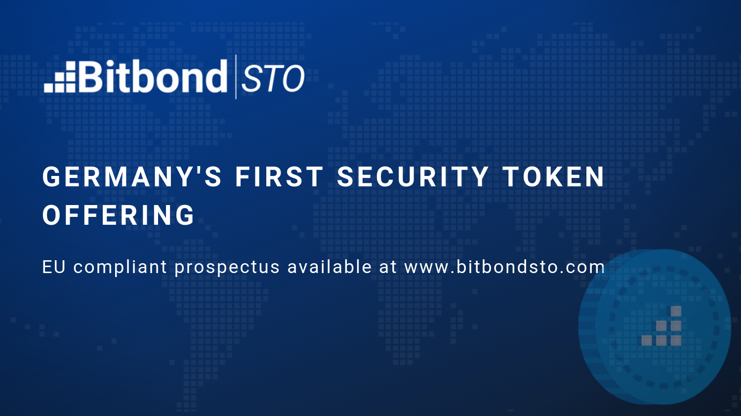 Bitbond – First German STO with security prospectus