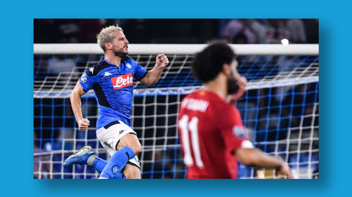 Napoli Gets the Better of Liverpool as They Kick Off Their Champions League Campaign with the Crucial Win
