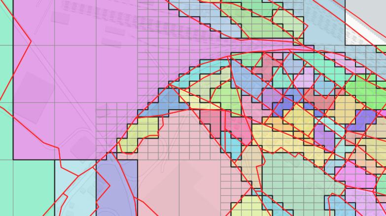 geohash example overlay