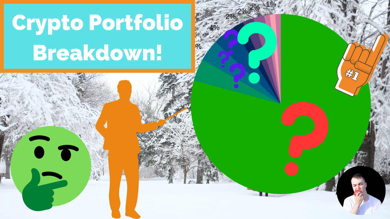 My Portfolio Changes For 2021!