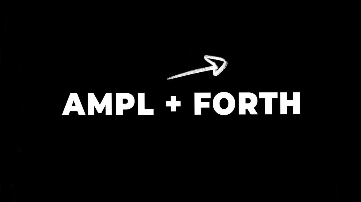 Ample-FORTH made me RICH!