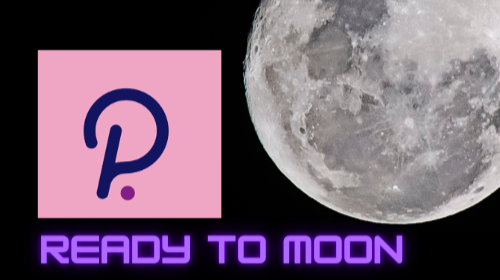 DOT ready to moon