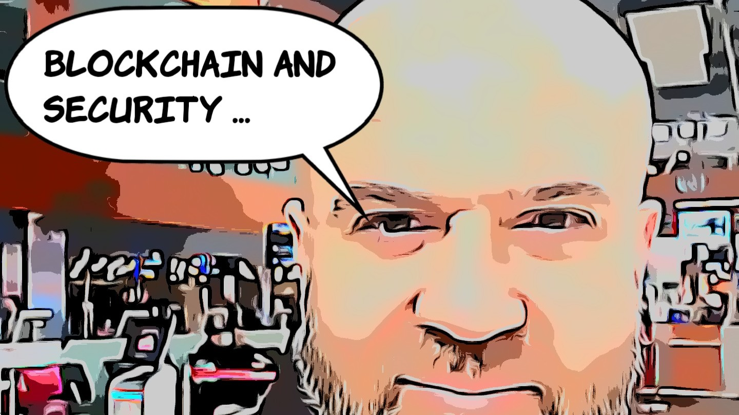 Blockchain and Security ...