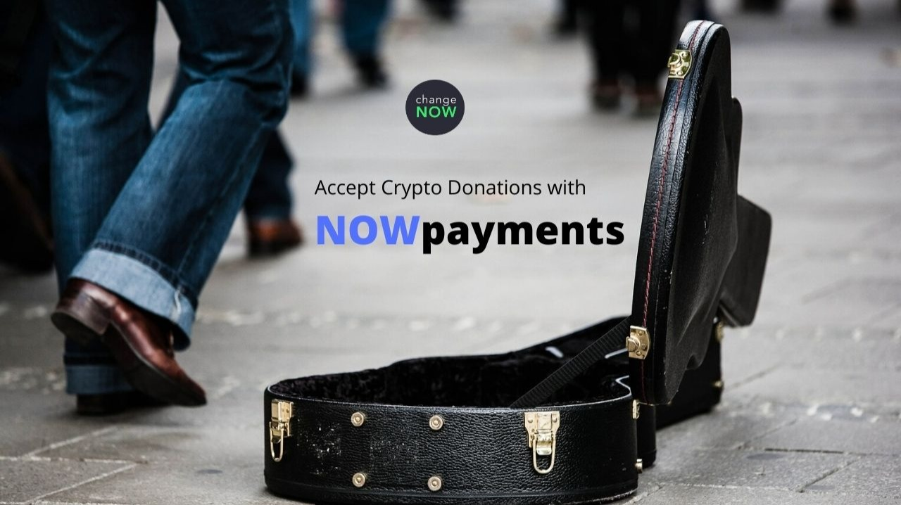 NOWpayments donation