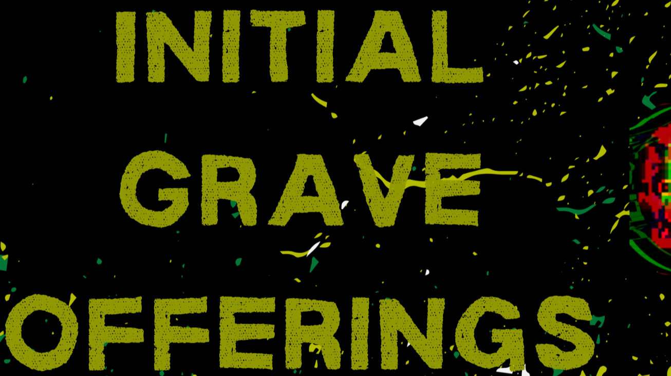 Initial Grave Offerings