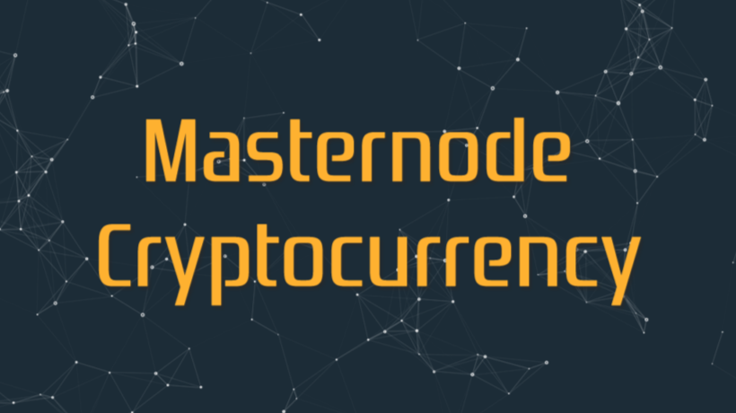 what is a masternode cryptocurrency