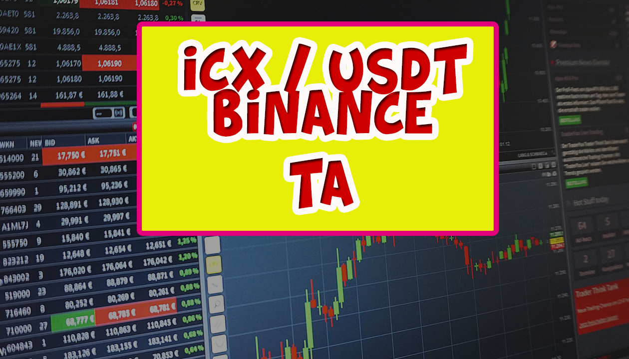 ICX / USDT technical analysis [BINANCE]