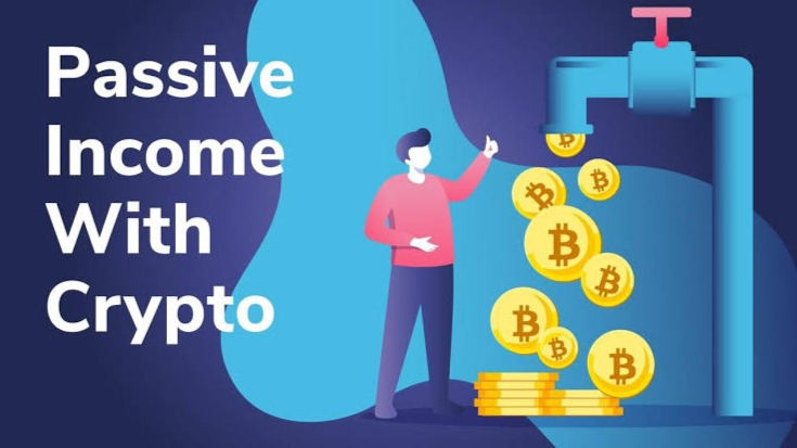 Multiple Strategy To Earn Passive Crypto Currency Income
