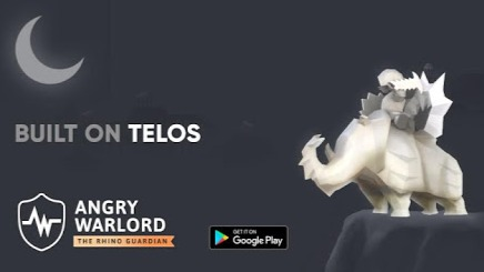 Angry Warlord - a fun casual game that lets you earn Telos (TLOS)