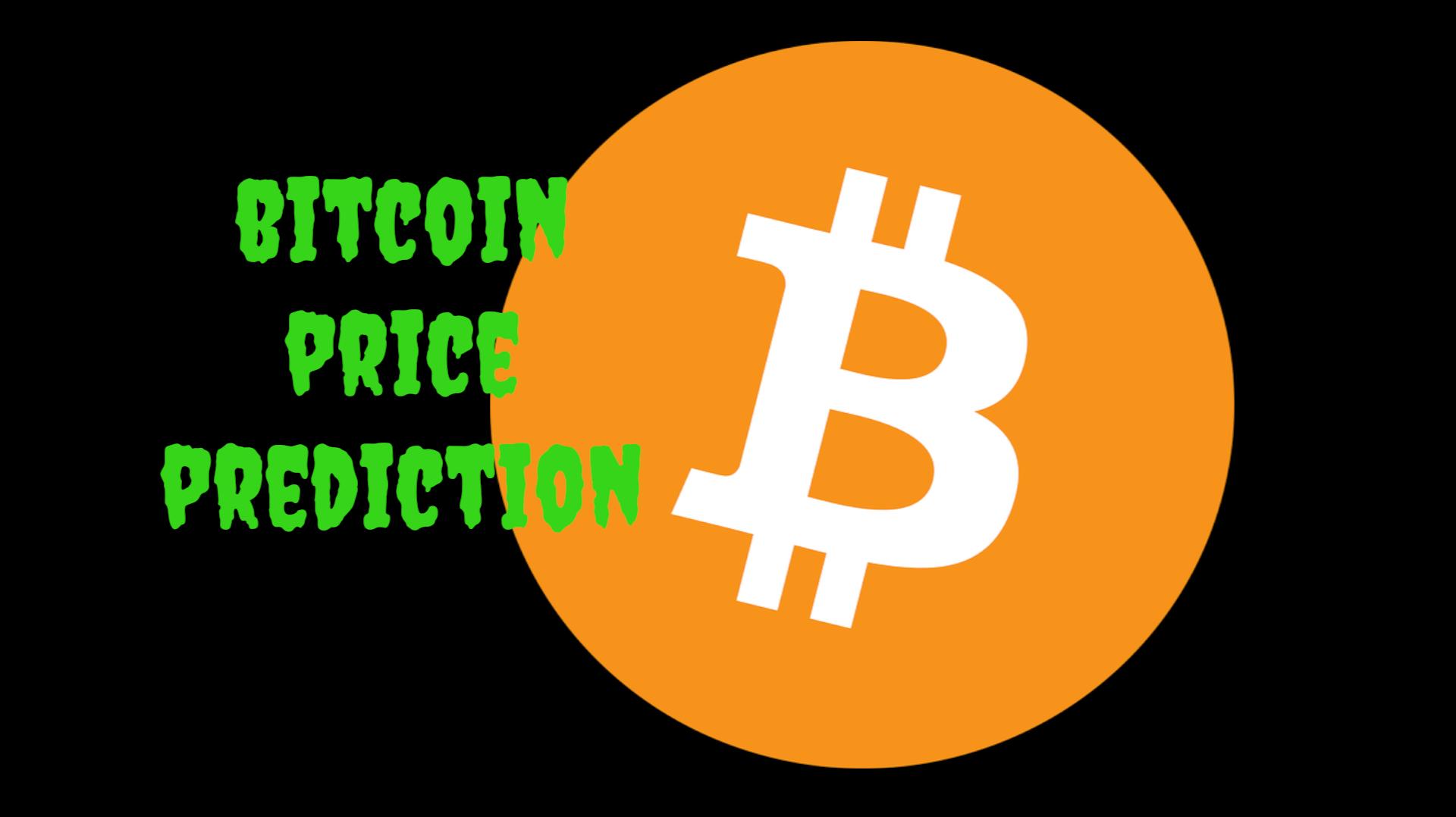 My Bitcoin Predictions