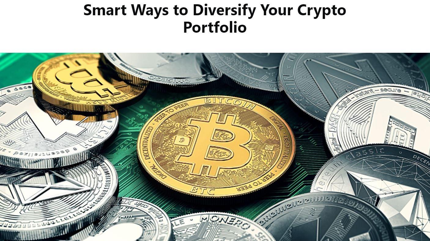 cryptocurrency portfolio beer money