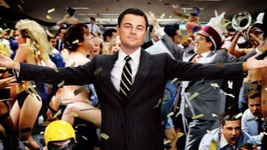 from The wolf of Wallstreet