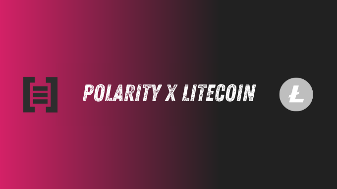 Litecoin listing polarity.exchange