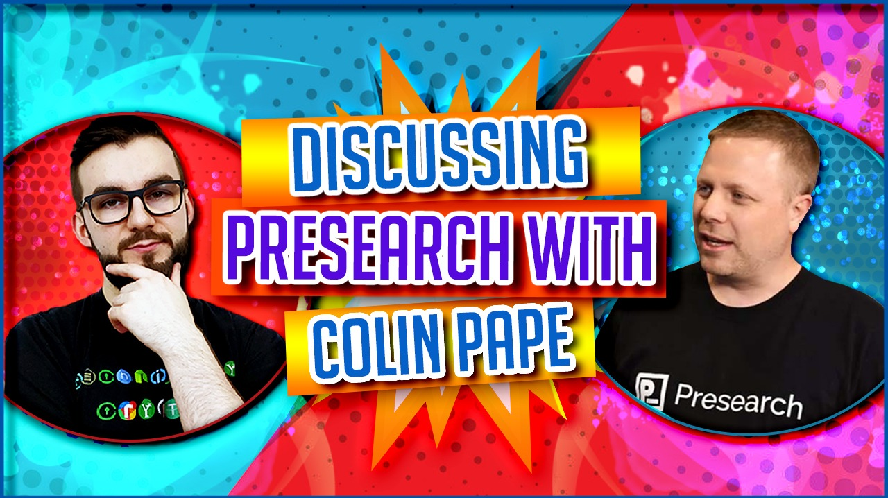 Discussing Presearch With Colin Pape