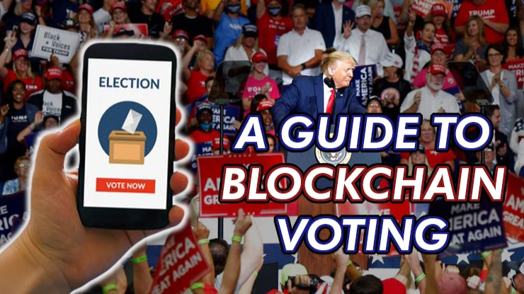 Blockchain <bold>Voting</bold>: Can We Securely <bold>Vote</bold> Online?