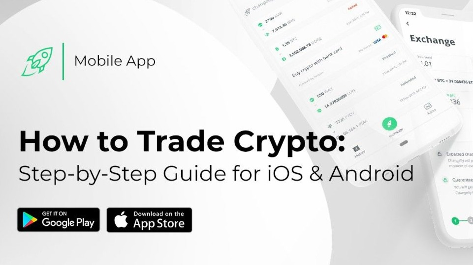 cryptocurrency exchange apps