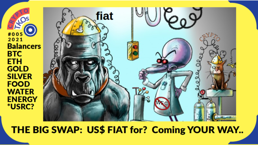 The BIG SWAP FIAT for? Coming your way