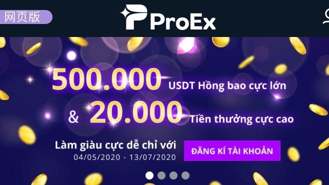 ProEx even