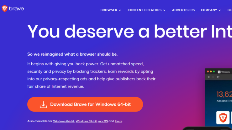 Brave: The Browser Which Pays