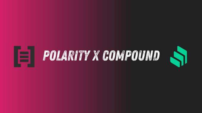Polarity.Exchange adds wallet support for compound.finance