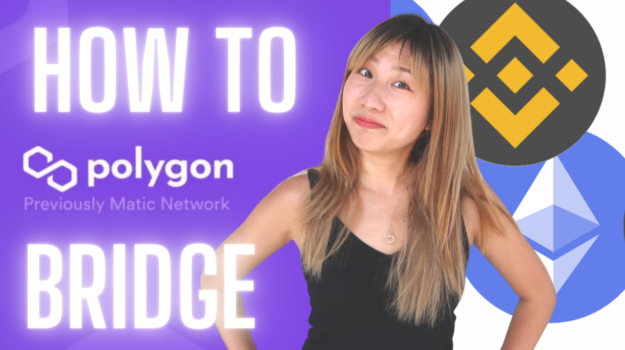 HOW TO BRIDGE Polygon - BSC - ETH chains