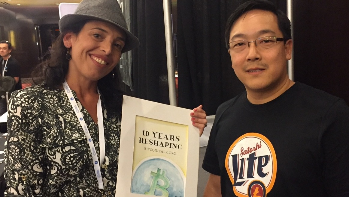 Special Moments at the Litecoin Summit 2019 - Highlight MamaeCrypto