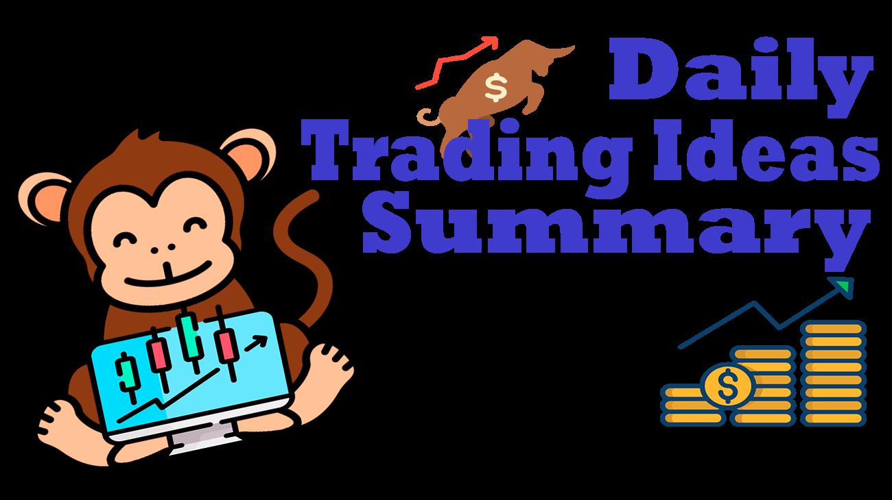 [Monkey Trade] Tranding Ideas Summary BTC/USD Jun 7th
