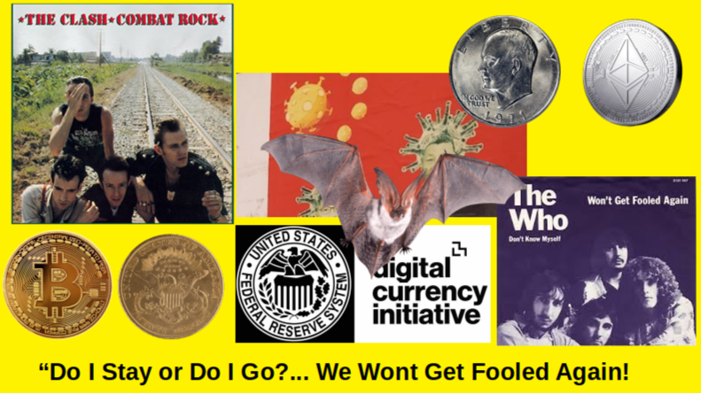 Do We Get Fooled Again during the next Currency Heist Reset