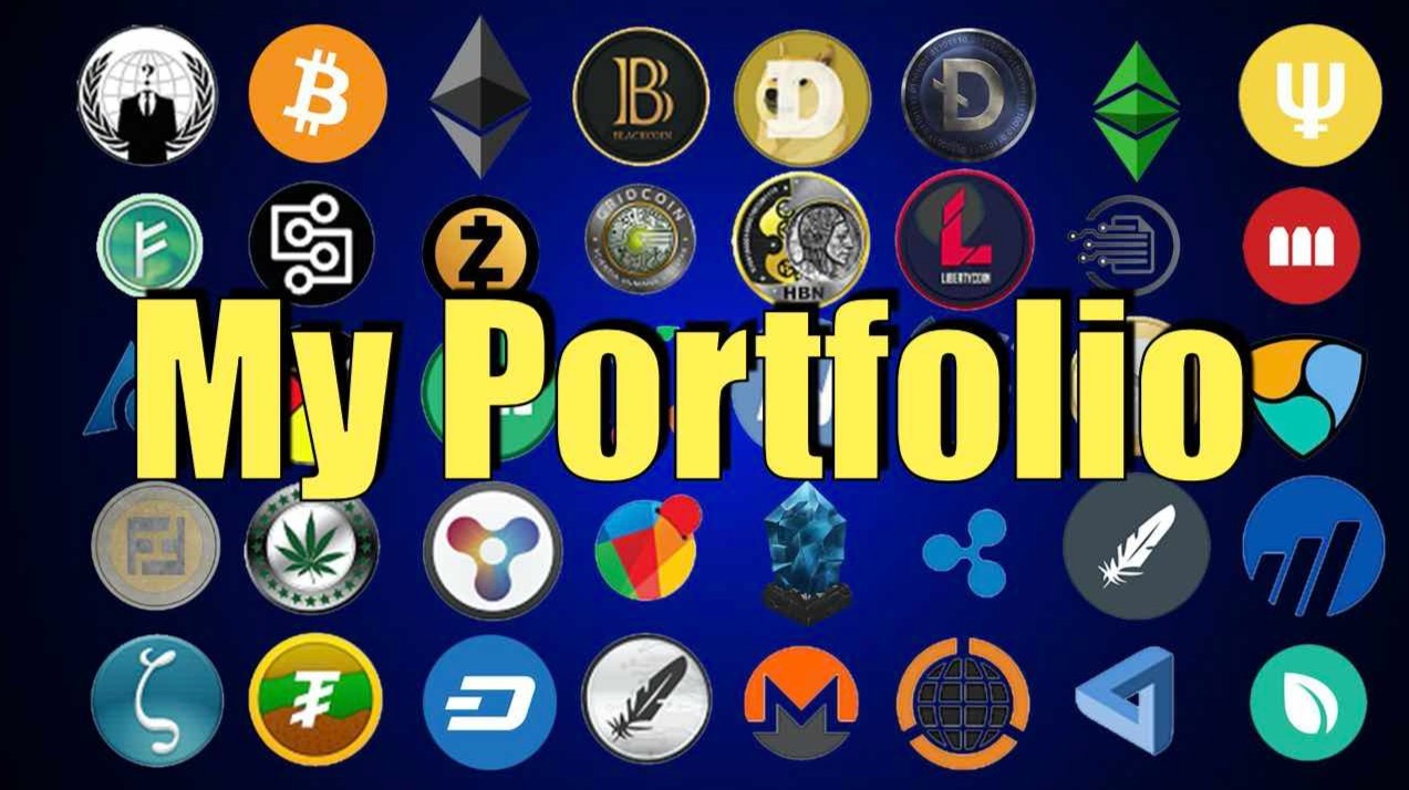 My Crypto Portfolio (May)