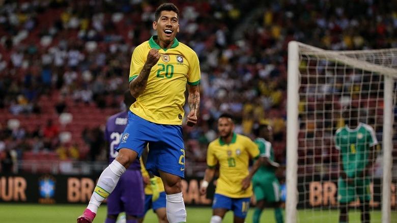 Brazil vs Senegal match 1-1 draw.