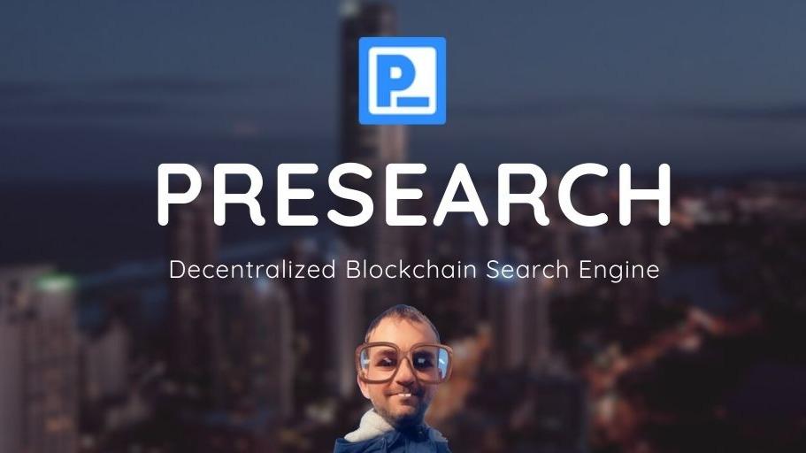 Presearch $PRE
