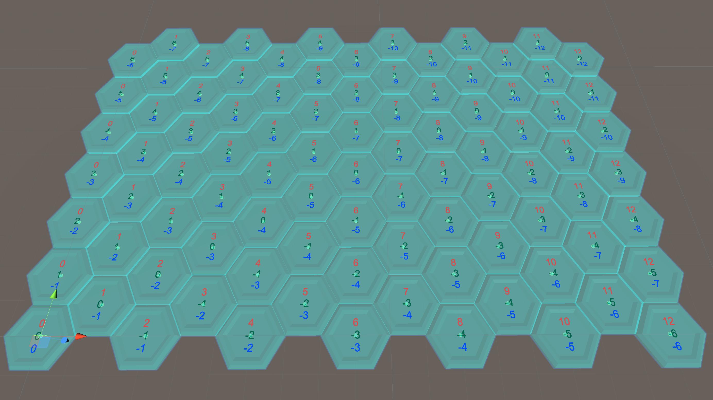 Indie Game Dev Log: 30/04/2020 (Procedural Hexagon Grid Game Board Creation) Thumbnail