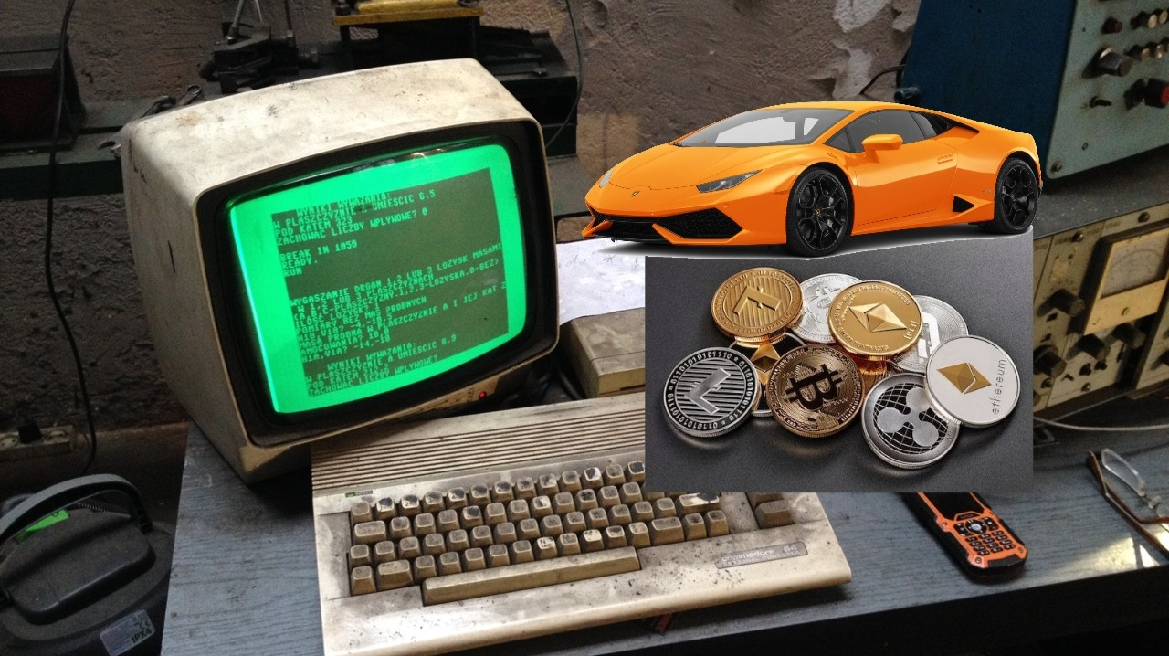 Oldschool crypto shiz.