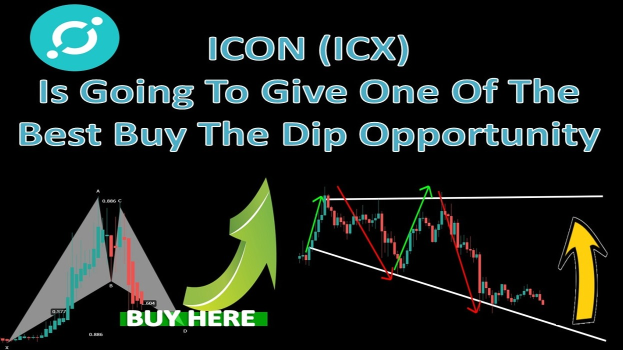 ICON (ICX) Is Going To Give One Of The Best Buy The Dip Opportunity