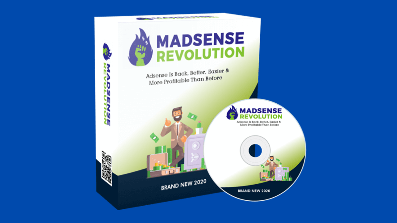 Madsense Revolution Review - Turn $5 into $8,893.99/MONTH with nothing but adsense?!
