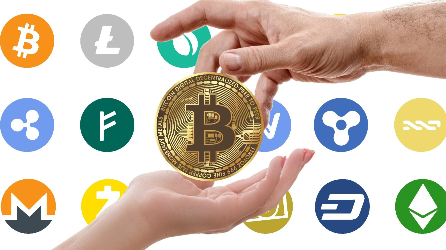 Top 5 cryptocurrencies you should adopt now