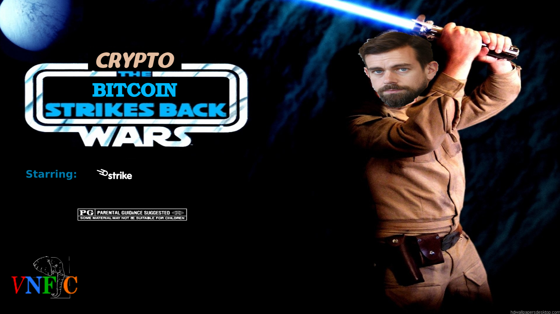 The Bitcoin Strikes Back!