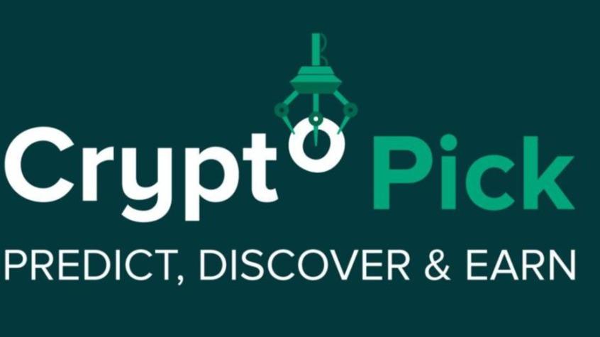 CryptoPick logo