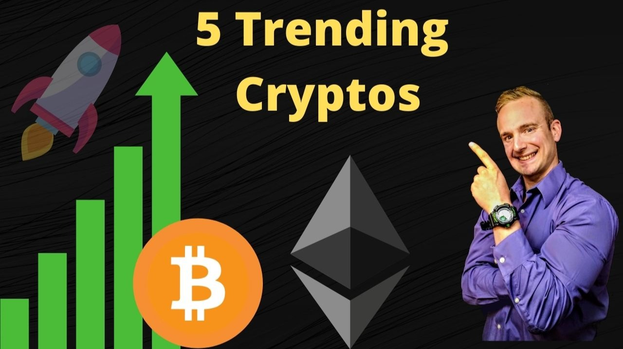 June 2021 Trending Coins - REN, BTC, ETH, SHIB, 10SET
