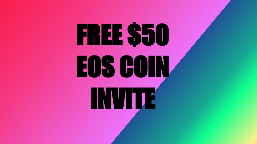 Get Free EOS from Coinbase Earn