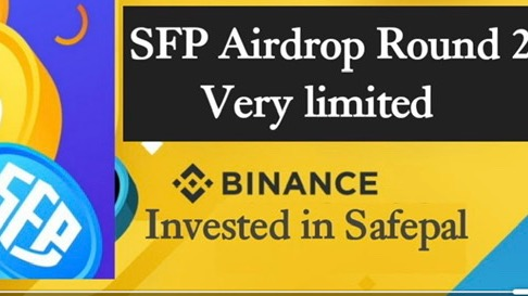 Free Crypto Alert! 2 round AirDrop STP SavePal with binance partnership.