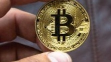 Quick capture of a physical Bitcoin from pexels that wouldn't upload