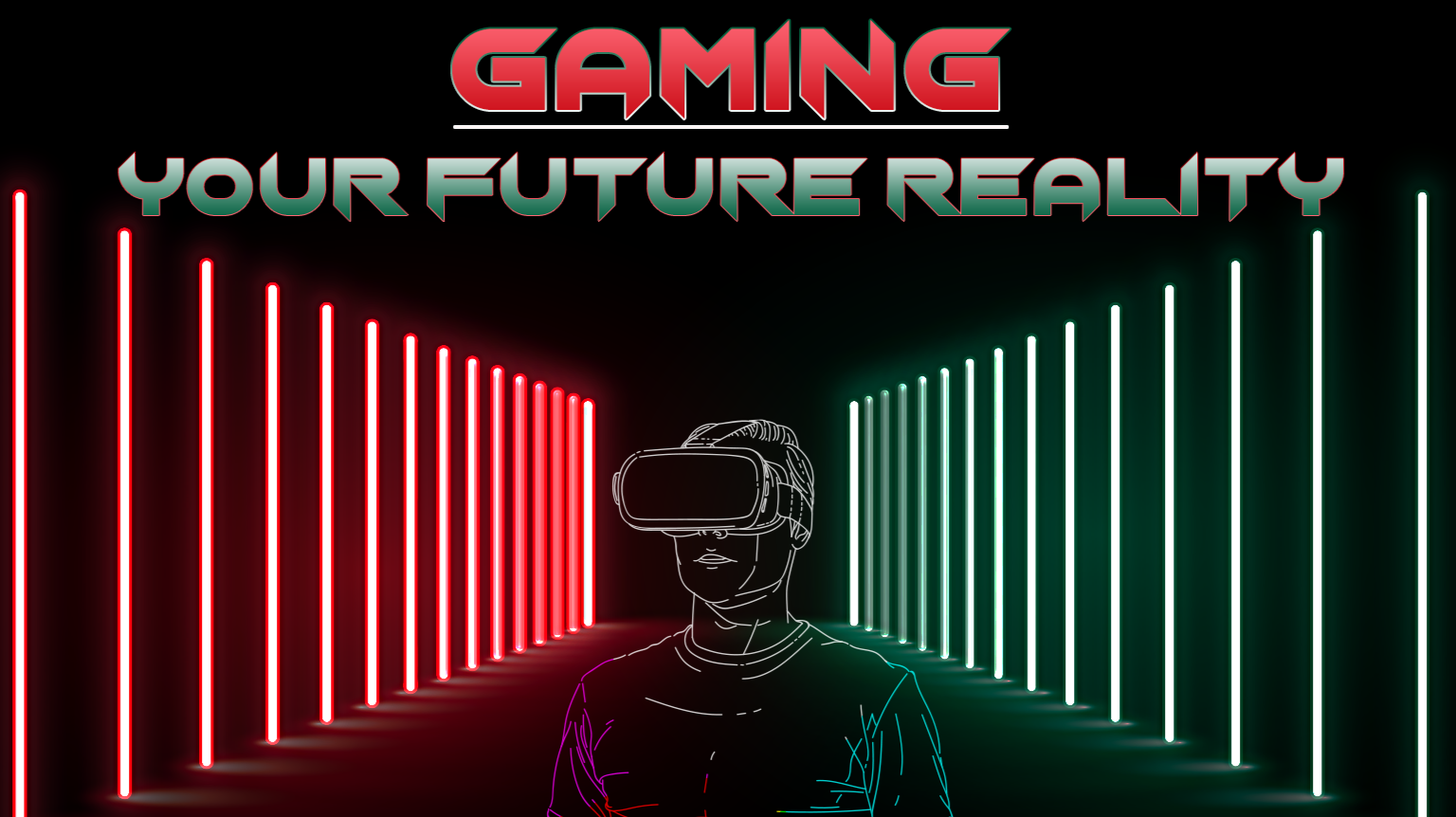 Gaming: Your Future Reality